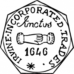 trades logo old